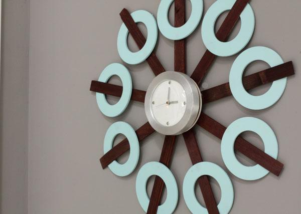 688352645e6 Relógio de Parede Personalizado – Antes e Depois