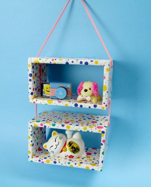 nichos para quarto infantil