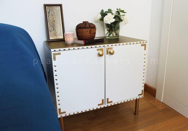 Transformar uma mesa velha é também rápido (Foto: planb.annaevers.com)