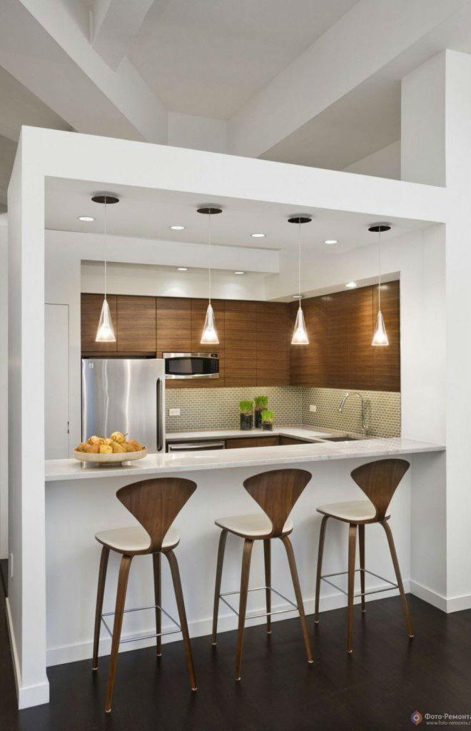 Decora o e projetos 10 ideias de cozinhas americanas com - Bancadas de cocina ...