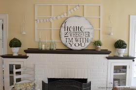 Mude o visual de seus espaços com quadros decorativos com mensagens (Foto: aimee-weaver.blogspot.com.br)