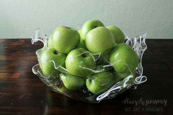 Invista nesta fruteira decorativa também para vender (Foto: notjustahousewife.net)
