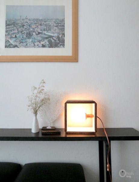 Luminária criativa para decoração pode ser truque de décor para renovar um espaço (Foto: stylemotivation.com)