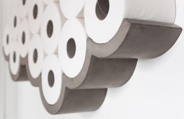 Ideias para usar objetos de cimento na decoração não faltam (Foto: blog.gessato.com)