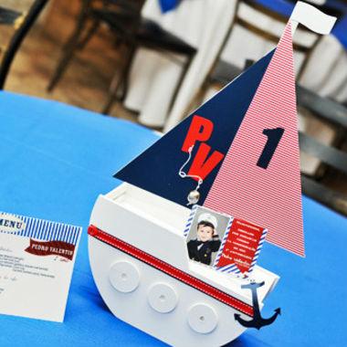 Como decorar uma festa infantil tema marinheiro thecheapjerseys Gallery