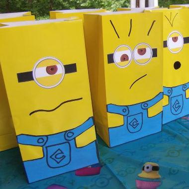 Moldes Para Festa Dos Minions Para Imprimir