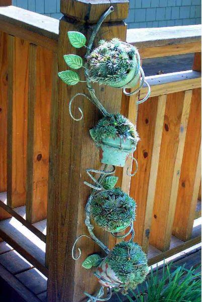 jardim ideias baratas:Decoração e Projetos – 7 Ideias Baratas para Decorar Jardim
