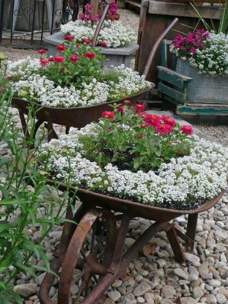Decora??o e Projetos 7 Ideias Baratas para Decorar Jardim