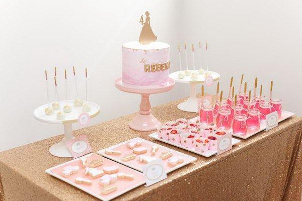 Invista nestas ideias para festas com tema princesas para incrementar a festinha de aniversário da sua menina (Foto: hative.com)