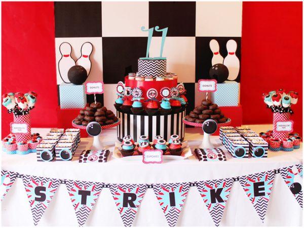 Não faltam interessantes ideias de decoração para festa infantil masculina (Foto: iheartnaptime.net)