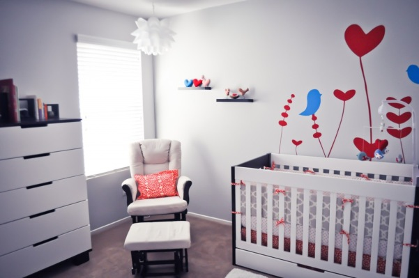Decoracao De Quarto Simples E Barato ~ decora??o de quarto de beb? simples e barato pode ser mais