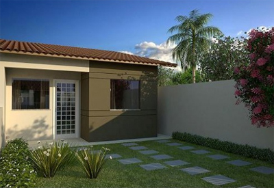 decorao e projetos decorao de fachadas de casas pequenas - Fachadas De Casas Pequeas