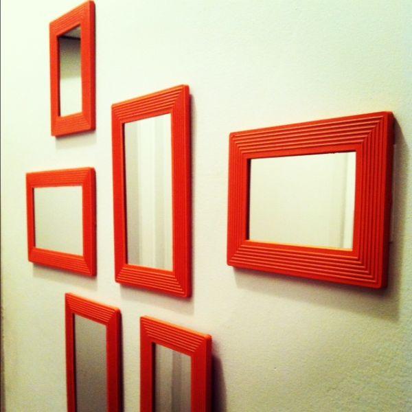 Decora o e projetos dicas de decora o com espelhos baratos - Capazos baratos para decorar ...