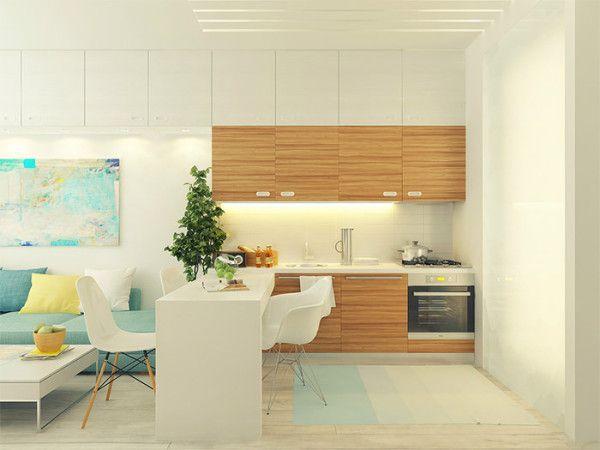 decorar sala branca: Projetos – Decoração de Sala de Jantar com Mesa Branca