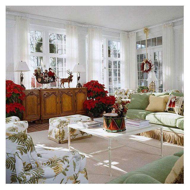 Decoracao De Sala Natal ~ Decoração e Projetos – 19 ideias para decorar a sala para o Natal