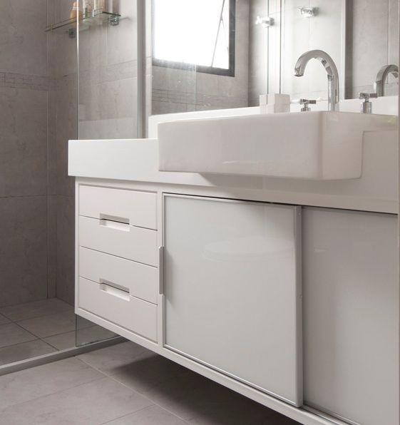 Decoração e Projetos Ideias de Armários Modernos para Banheiros -> Armario De Banheiro Sc