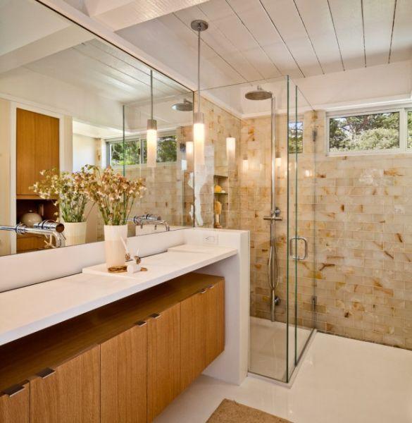decoracao armario banheiro:Decoração e Projetos – Ideias de Armários Modernos para Banheiros