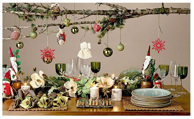 Decoração rústica Natal 5