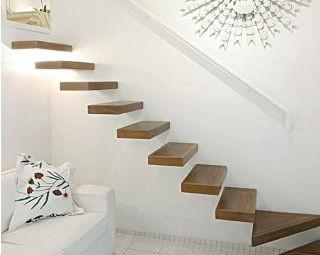 Escada para decoração