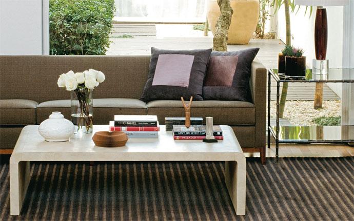 Aposte em pelo menos uma das muitas ideias para decoração de ambientes com livros (Foto: observatoriofeminino.blog.br)