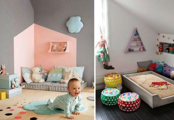 Decoração e Projetos Ideias para Decoração de Quarto  ~ Tapetes Para Quarto Montessori