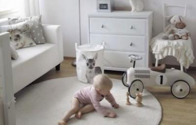 15 Decorações de Quarto de Bebê Simples