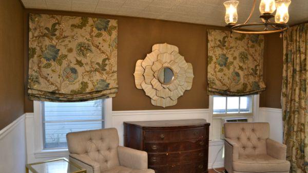 Invista já na decoração com cortina diferente (Foto: addicted2decorating.com)