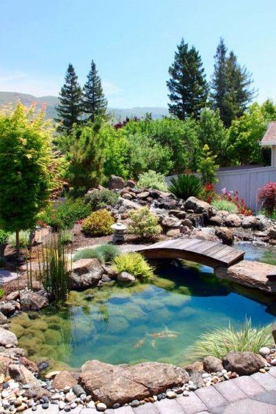 ideias de jardim japones : ideias de jardim japones:Decoração e Projetos – Ideias de Decoração de Jardim Japonês