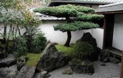 Invista já em uma linda decoração de jardim japonês (Foto: pinterest.com)