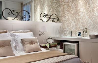 Invista já na decoração de casas com arabescos para diferenciar os seus espaços (Foto: pinterest.com)