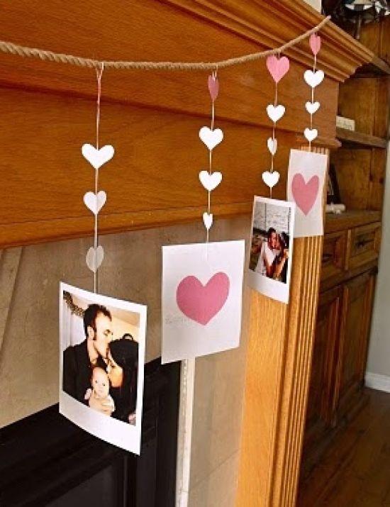 Decoração para o Dia dos Namorados no Quarto