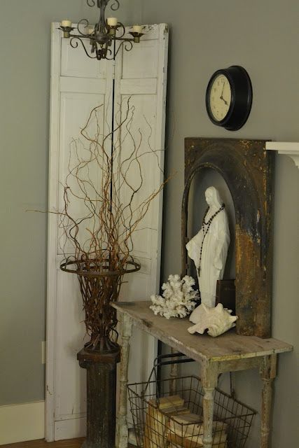 Decora o e projetos decora o cantinho de ora o em casa for Como e living room em portugues