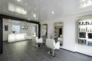 Decoração Simples para Salão de Beleza
