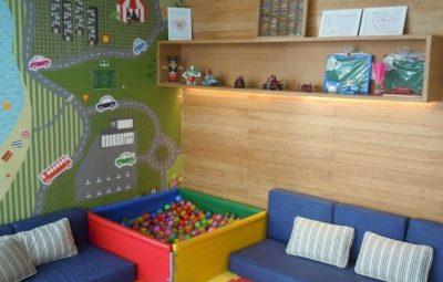 Área de Brinquedos