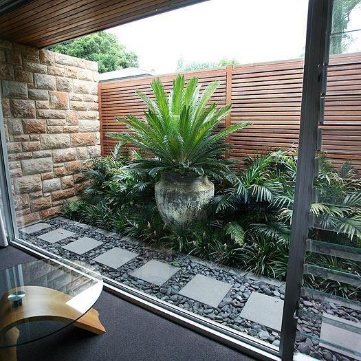 New Home Designs Latest Beautiful Home Gardens Designs: Decoração E Projetos Decoração Com Pedras Na Parede Externa