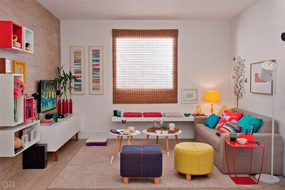 Dicas de Decoração de Apartamento para Casal Jovem