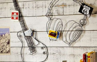 Decoração com Estilo Musical