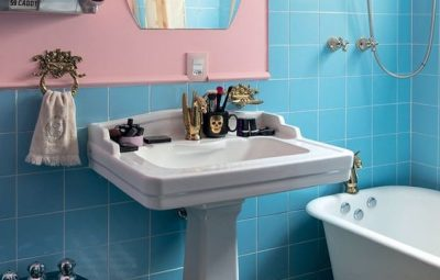 Dicas de Decoração de Banheiros Antigos