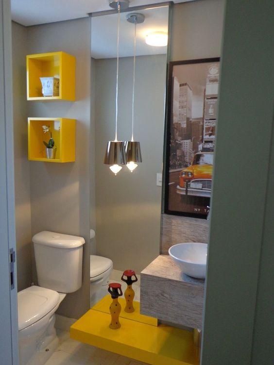 Decoração e Projetos Decoração de Banheiros Antigos -> Decorar Banheiro Antigo