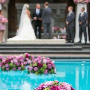Dicas de Piscinas Decoradas para Casamento
