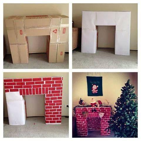 Modelo de Decoração de Natal para Apartamento Pequeno