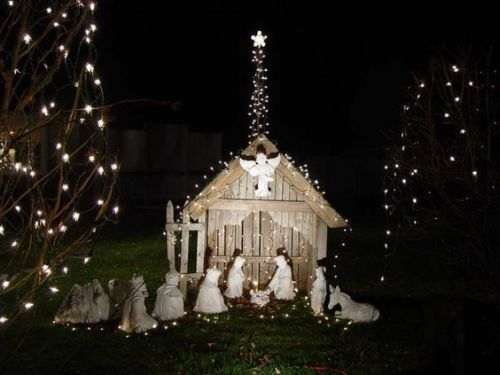 Decora 231 227 O De Jardim Com Pres 233 Pios De Natal