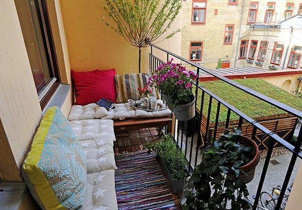 Dicas de decoração para Área Externa de Apartamento