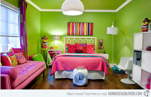 Retro Teen Bedrooms 113