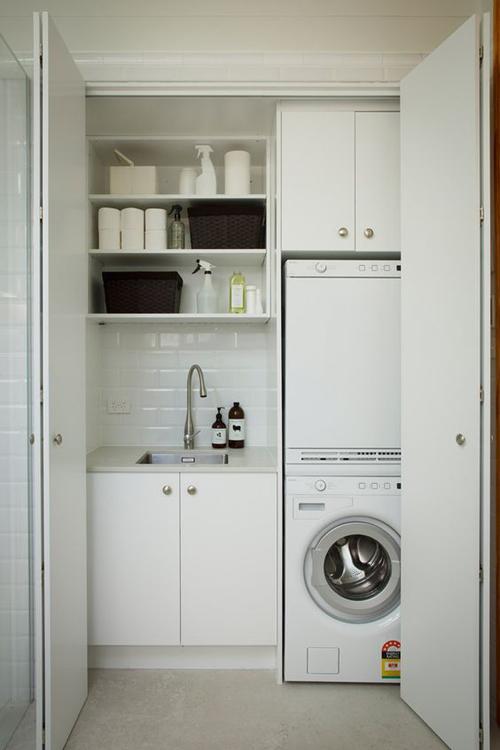 Dicas de Decoração de Área de Serviço para Apartamento Pequeno