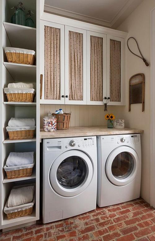 Decora o e projetos decora o de rea de servi o para for Decorar lavaderos pequenos