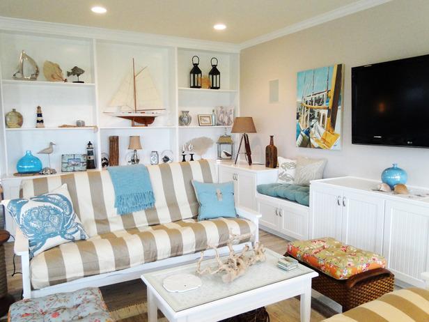 Dicas de Decoração de Apartamento de Praia Pequeno
