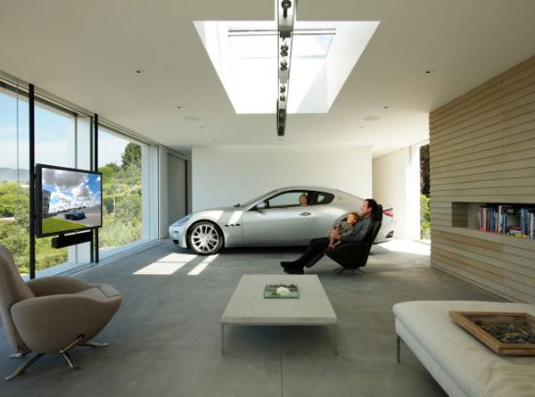 Garagem Aberta