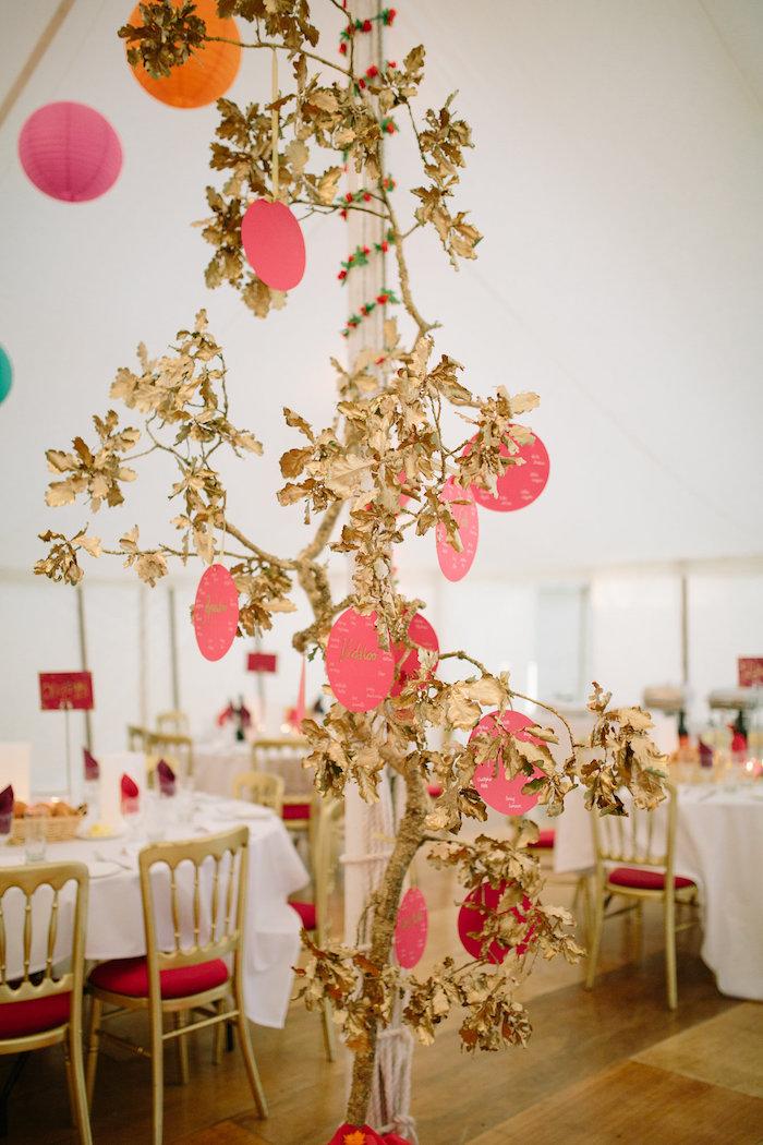 artesanato na decoração de festa