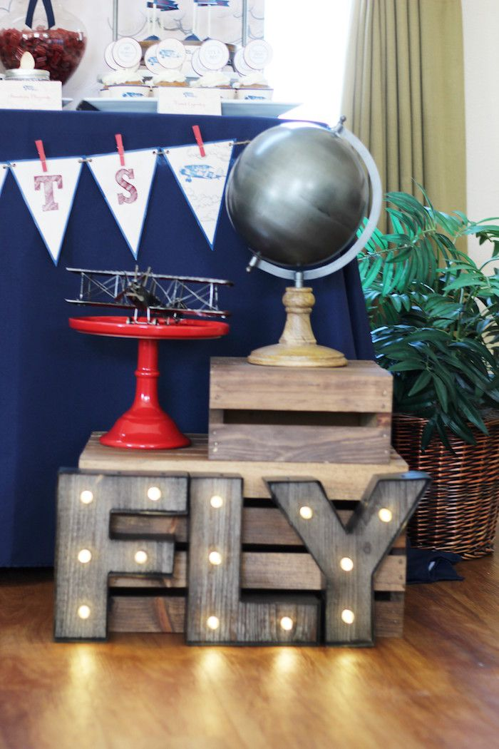 decoração de festa com material reciclável